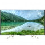 索尼65寸平板4K液晶电视KD-65X7500F·黑