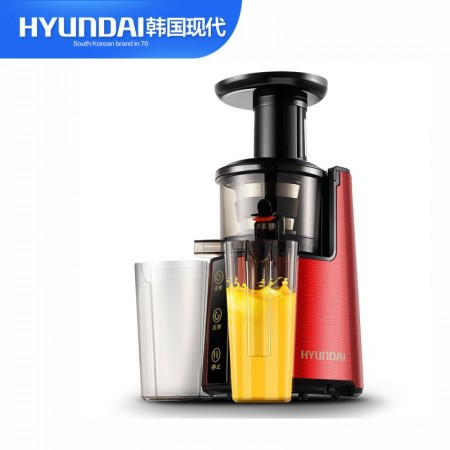 韩国现代(HYUNDAI)QC-YZ156B原汁机 触摸版慢速榨汁机