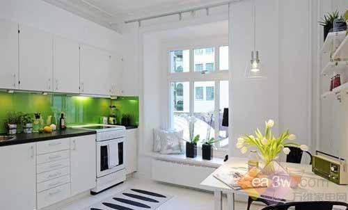 厨房更实用?