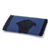 范思哲 羊毛围巾·蓝色