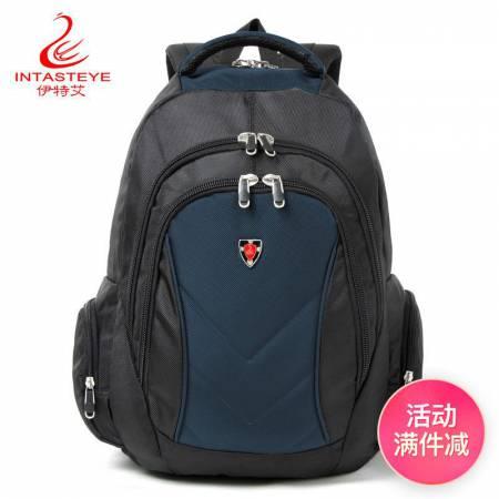 伊特艾 大容量双肩包旅行包休闲背囊包电脑背包男包女包29·2972宝蓝