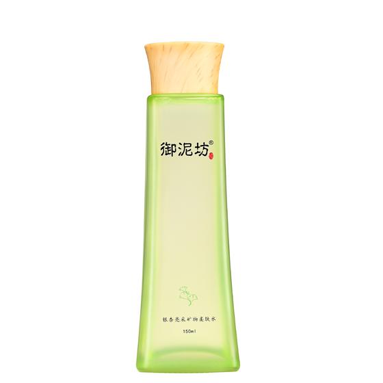 [御泥坊]银杏亮采焕肤礼盒4件装 绿色
