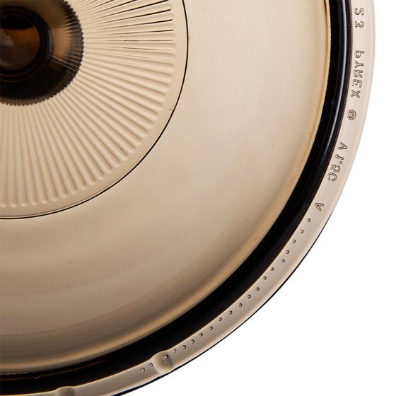 [康宁VISIONS]VSB15晶彩透明玻璃汤蒸两用锅