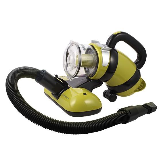 玛纽尔杀菌除螨吸尘器UV5(茶绿) 绿色