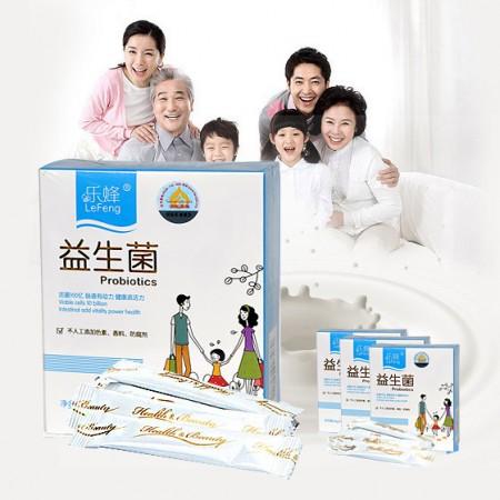 乐蜂益生菌粉15支*3盒 肠胃调节