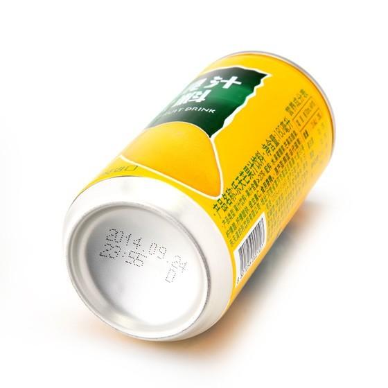 乐天芒果汁饮料15罐超值组 黄色