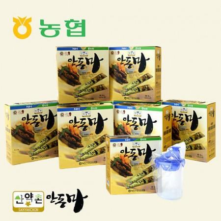 【仅剩3组】韩国冲饮山药9盒