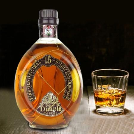 添宝威士忌15年