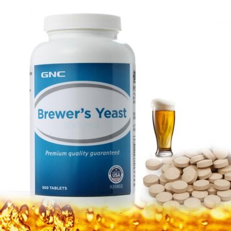 美国原装进口GNC啤酒酵母片