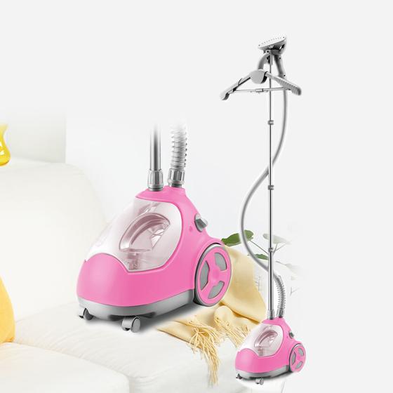 [贝尔莱德] 蒸汽挂烫机GS32-BJ/H 粉色 买1赠5
