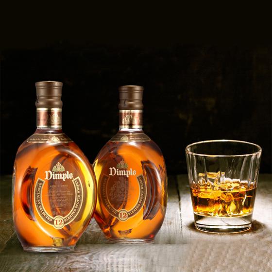 添宝威士忌12年