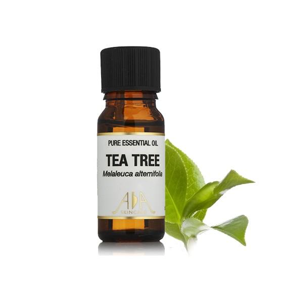 AASkincare茶树精油10ml 栗棕色