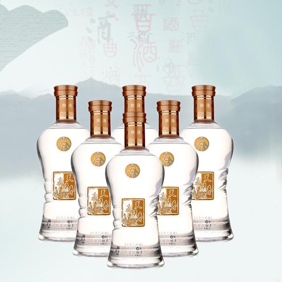 五粮液集团天贝春御品500ml*6瓶 浓香型