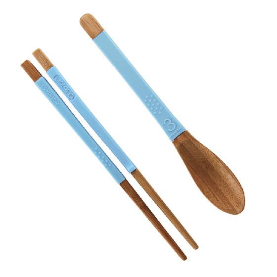 Stylor乐活便携餐具套装 蓝色
