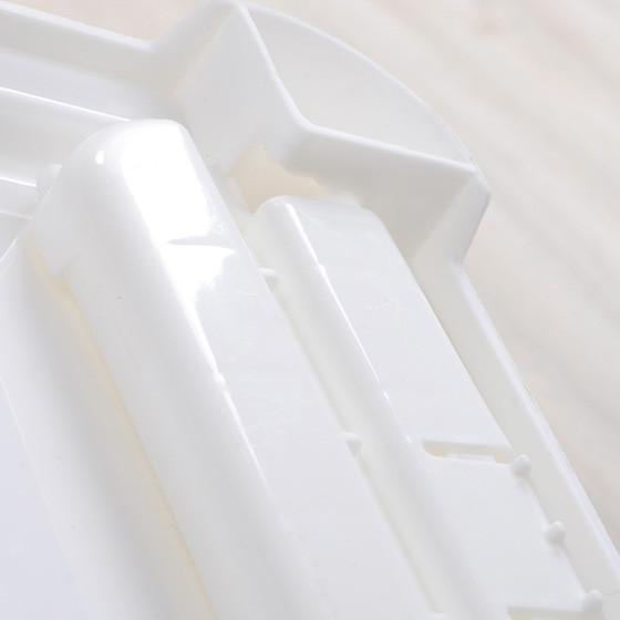 [其乐居舍]大号白色日式叠加框3个装