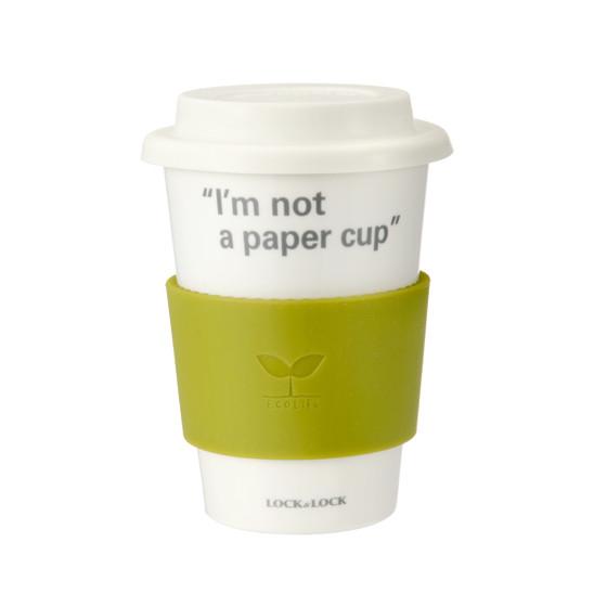 [乐扣乐扣]环保陶瓷杯