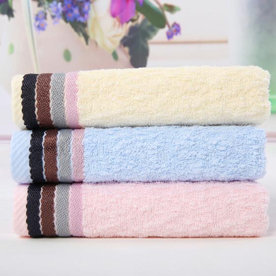 洁玉三条装JY-9059F毛巾