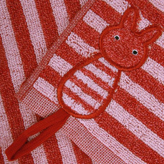 洁玉四条装JY-9015毛巾童巾