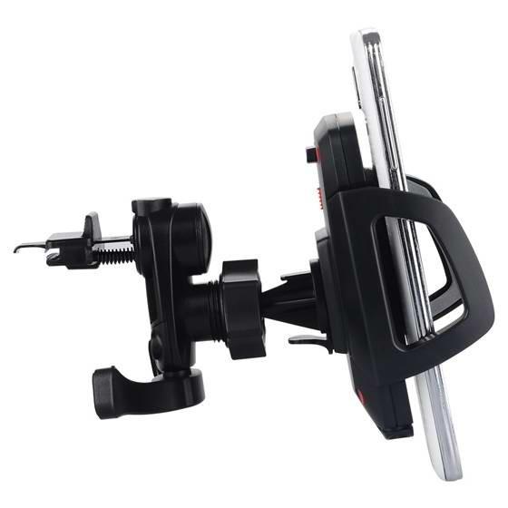 倍思风系列SUGENT-WD01 手机座架 车载支架 黑色