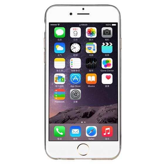 倍思简系列ARAPIPH6-02B 保护套 苹果6 透明
