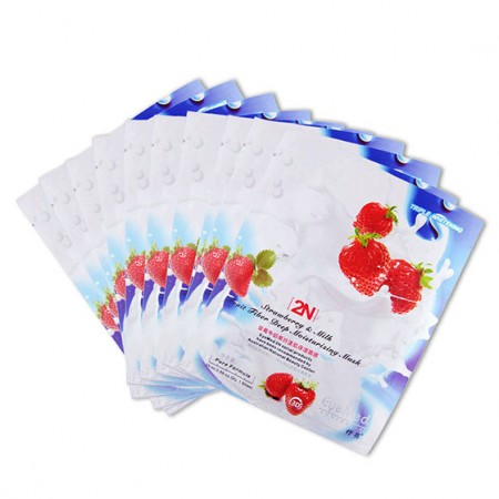 2n玻尿酸面膜好用吗_【疗亮2N草莓牛奶果纤漾肌保湿面膜10片装】怎么样|好吗-优品惠 ...