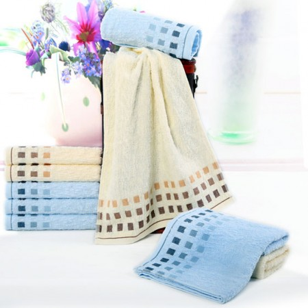 洁玉四条装JY-8065F米兰毛巾