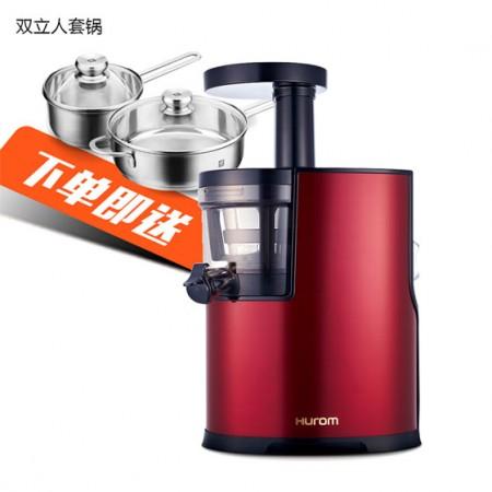 [惠人] (HUROM)HU-1100WN原汁机 红色