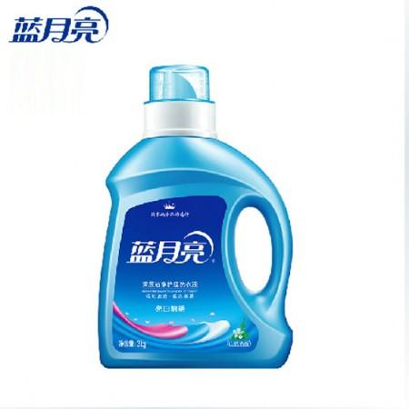 蓝月亮亮白增艳洗衣液 自然香 3kg