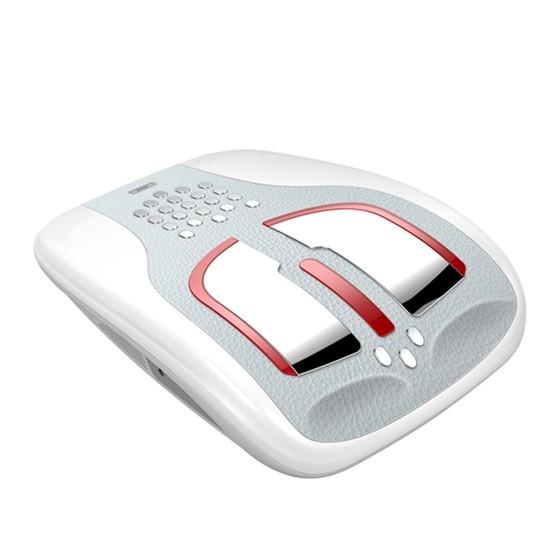 [攀高] 智能腰椎按摩仪PG-2632 白色 红外热灸
