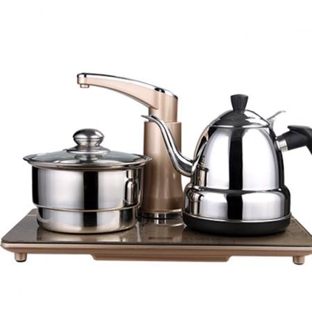 [韩国现代] 自动上水电茶盘