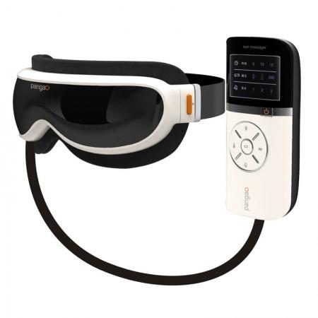 攀高 智能按摩眼镜PG-2404G2 黑色 轻松缓解视疲劳
