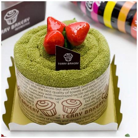 海外购songwol可爱蛋糕毛巾