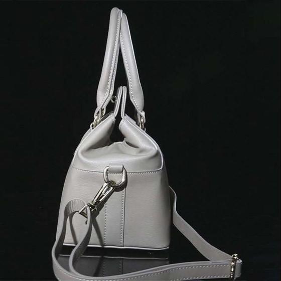 D&H时尚品质女包XM-10 大象灰