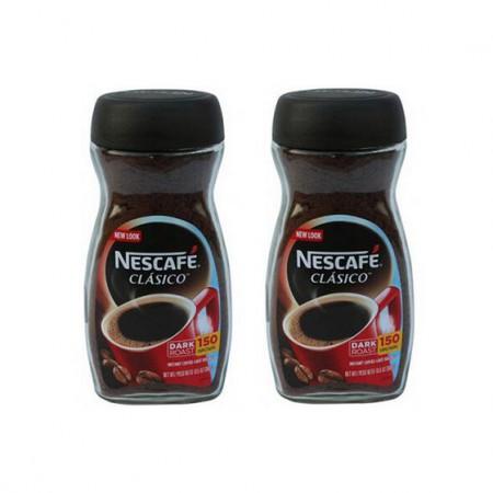 美国雀巢经典速溶咖啡 两瓶(300G*2)【雀巢】
