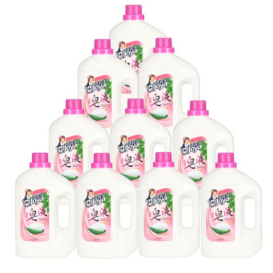 洁宜佳 植萃天然皂液·10瓶/2.1KG