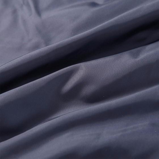 鸭鸭男士多功能鹅绒服(黑色)可拆卸袖子