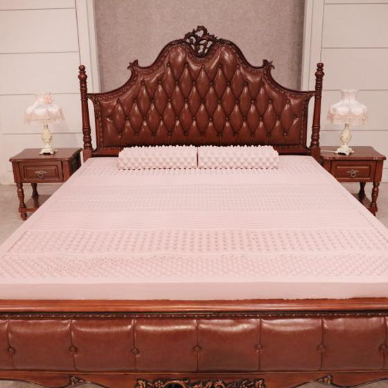 舒睡康 七区负离子7.5cm乳胶床垫1.8米