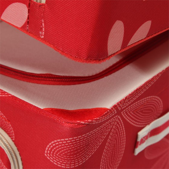 KLOKEN 收纳箱百变组·8个 红色