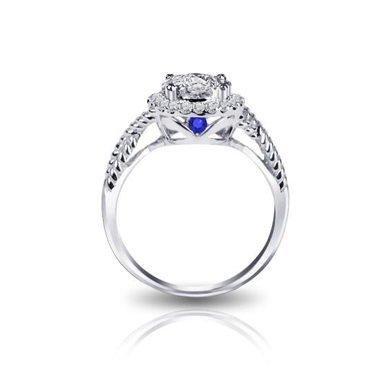 梦思芭克 天幕繁星钻石戒指