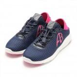 AIRBREATHE 春季女款休闲鞋·蓝色