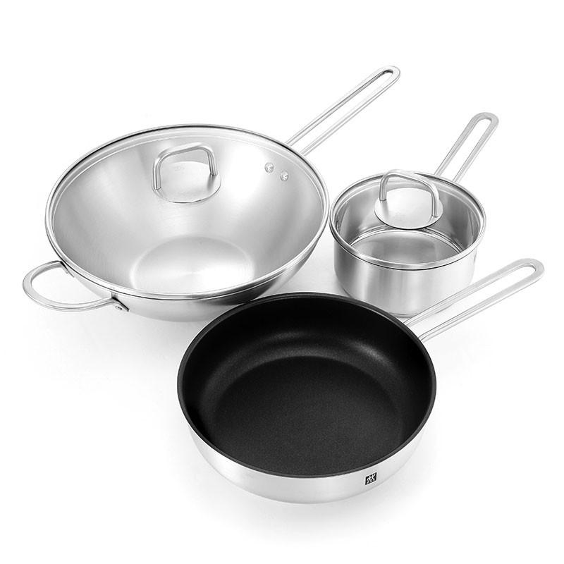 双立人 TWIN NovaPlus欢乐食光锅具套组