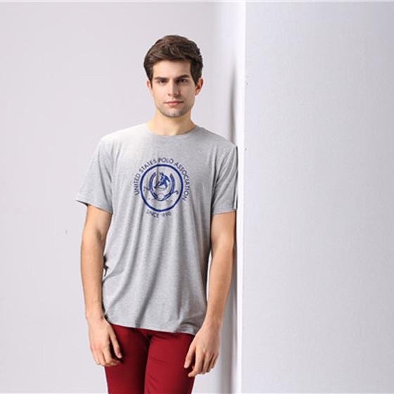 美国U.S.POLO ASSN.休闲经典T恤新