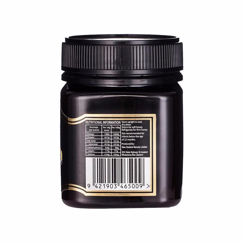 瑞琪奥兰新西兰麦卢卡蜂蜜UMF15+ 4瓶组