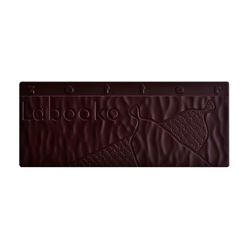 珍得 秘鲁双片系列黑巧克力
