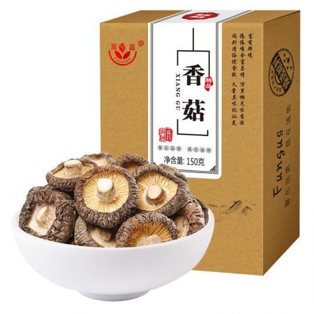 富昌 香菇150g*3盒