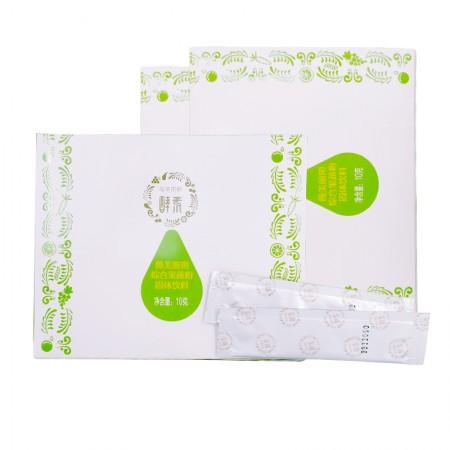 台湾原产薇美丽朔-轻盈综合发酵果蔬固体饮料(1g*10袋)*3盒