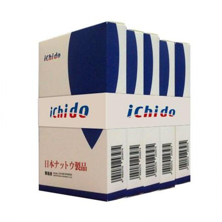 日本原装进口Ichido纳豆胶囊5盒装