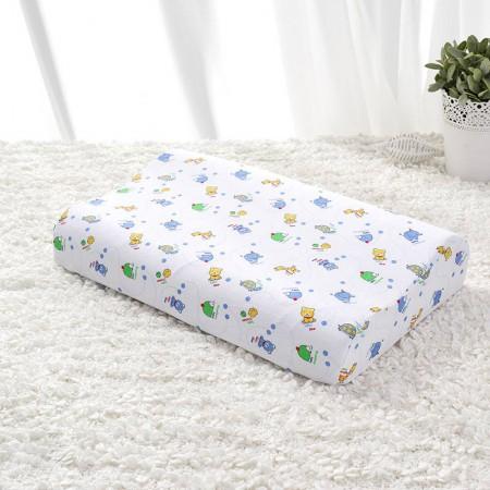 泰嗨泰国整只原装进口天然乳胶7-12岁儿童枕