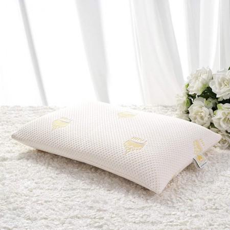 泰嗨泰国整只原装进口天然乳胶面包枕