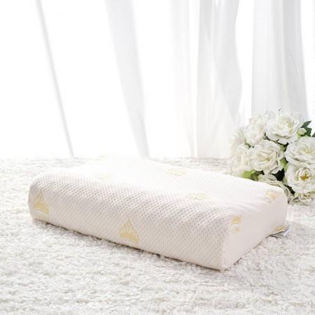 泰嗨泰国整只原装进口天然乳胶高低按低枕款